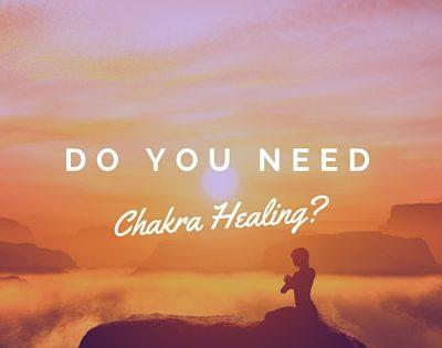 Chakra Healing as Self-Healing