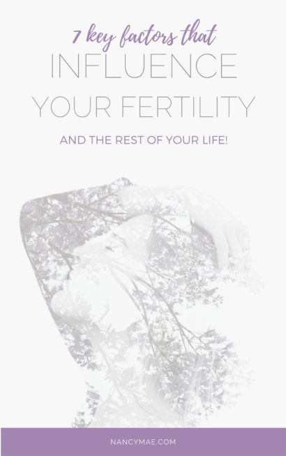 Learn What Are The 7 Key Factors That Influence Your Fertility.