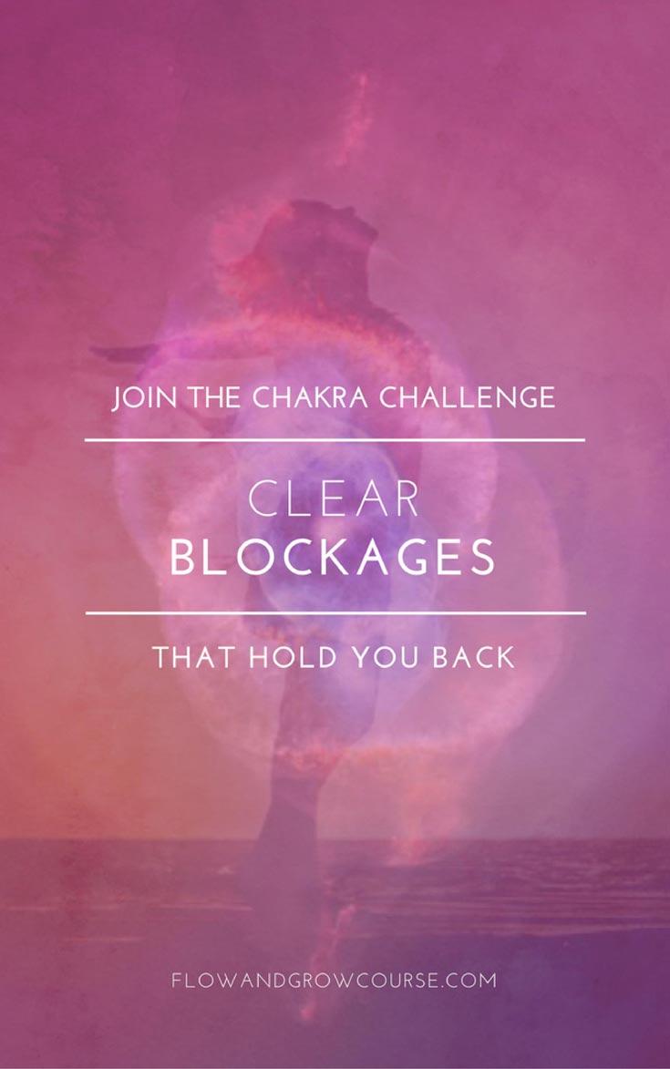 Start the Chakra Challenge