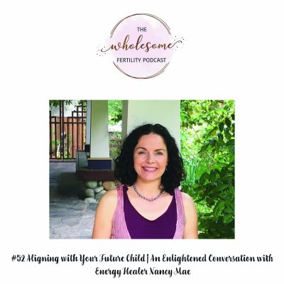 The Wholesome Fertility Podcast Interview